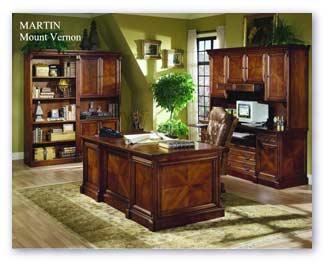 Martin Furniture Mount Vernon Collection Item #51