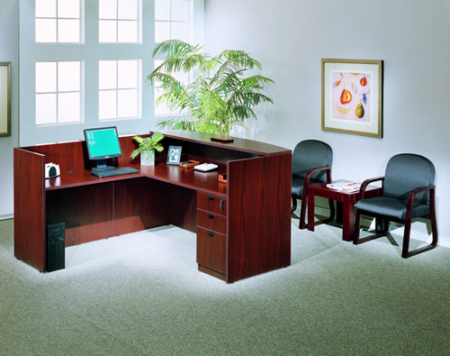 Office Furniture: Lobby/Reception