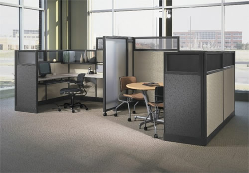 Office Furniture: Modular Workstations
