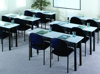 Office Furniture: Training Room