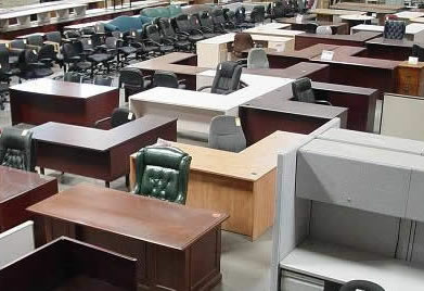 Office Furniture: Used Office Furniture