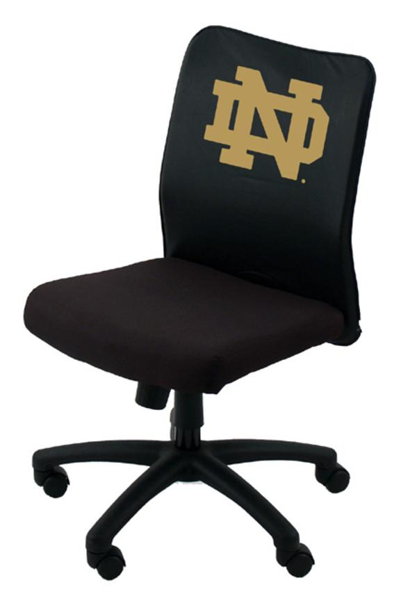 hoppers office furniture computer chair with college logos