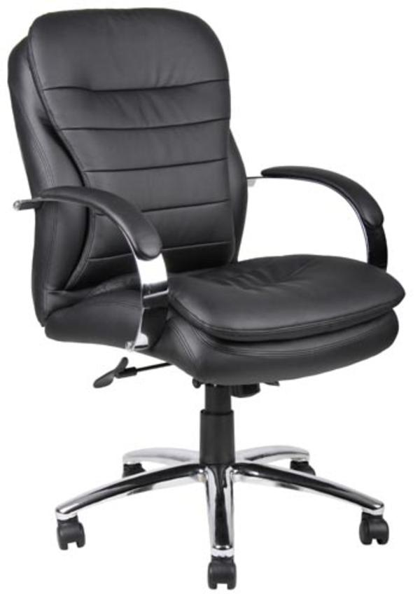 Hoppers Office Furniture High Back Executive Chair With