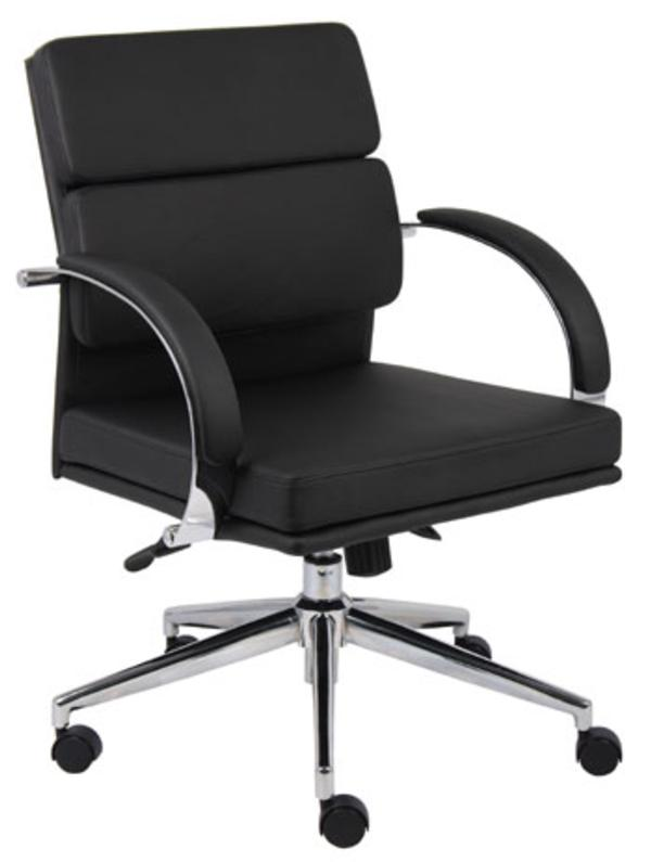 Hoppers Office Furniture Mid Back Executive Chair