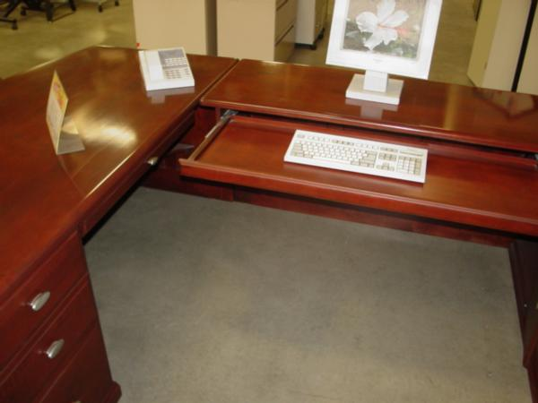 Hoppers office furniture creative ideas u shape executive desk - Creative ideas office furniture ...