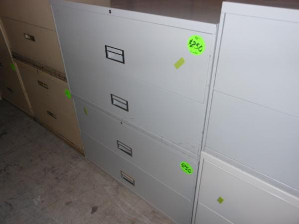 Hoppers Office Furniture - Used File Cabinets