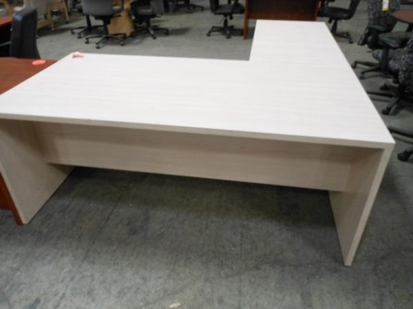 Hoppers Office Furniture Used Executive LShape Desk
