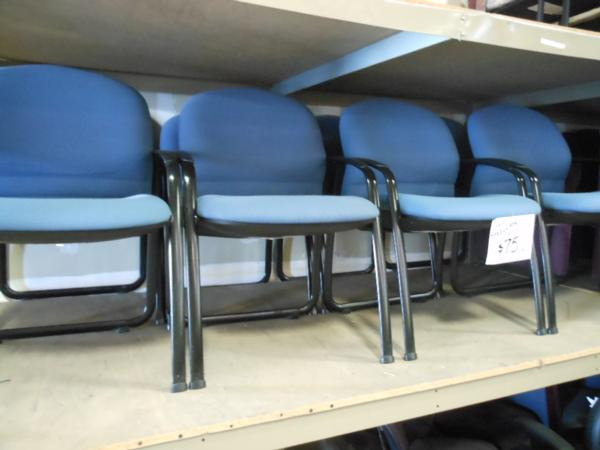 Hoppers Office Furniture Used Steelcase Guest Chairs