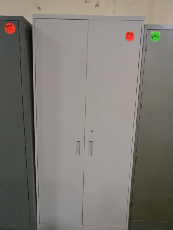 Used Metal Storage Cabinets - Hoppers Office Furniture - Used Metal Storage Cabinets