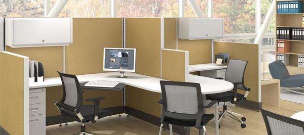 Hoppers Office Furniture Friant Modular Work Stations