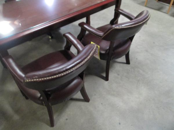 Hoppers Office Furniture Used Traditional Style Guest Chairs