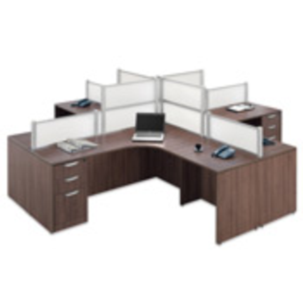 Hoppers Office Furniture Modular Workstations