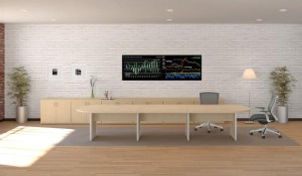 Hoppers Office Furniture Laminate Conference Table