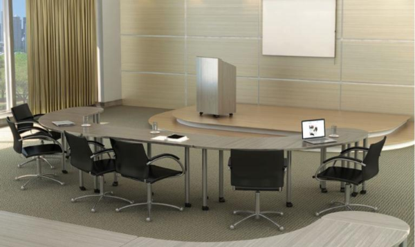 Hoppers Office Furniture Lecture Training Room